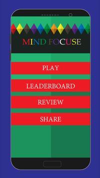 Mind Focuse poster