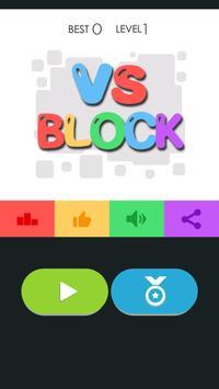VS Block poster