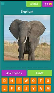 Guess The National Animals apk screenshot