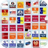Free Indian live TV Entertainment TV Channels Tips icon