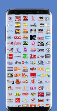 Free Indian live TV Entertainment TV Channels Tips screenshot 1