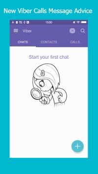 New Viber Calls Message Advice apk screenshot