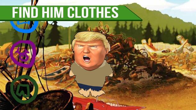 Dress Trump in Homeless screenshot 4