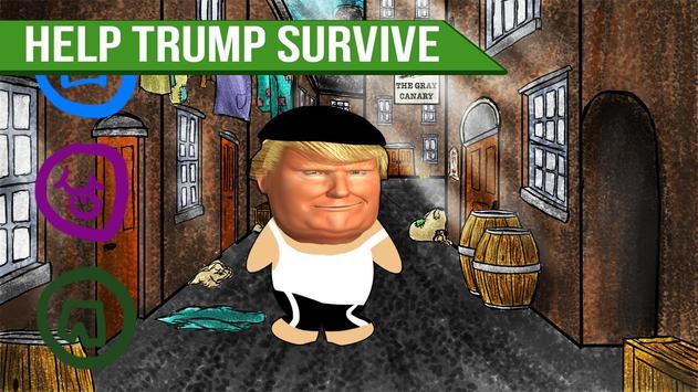 Dress Trump in Homeless screenshot 5