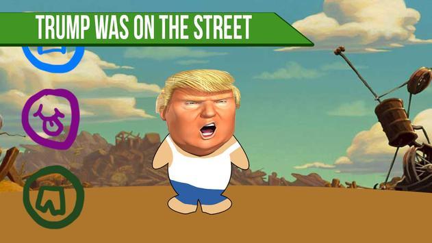Dress Trump in Homeless screenshot 3