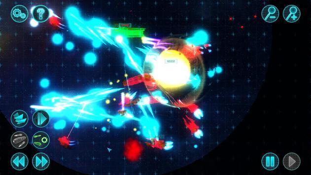 ✪ Star Tactics Redux: Clash of Fleets ✪ apk screenshot