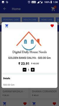 Digital Daily House Need screenshot 1