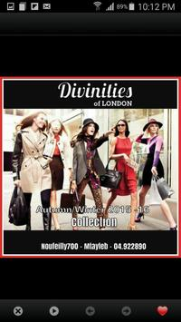 Divinities of London Boutique screenshot 3
