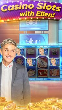 Ellen's Road to Riches Slots ポスター