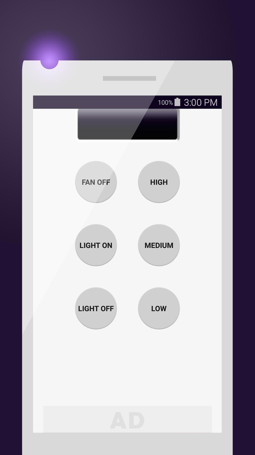 Ceiling Fan Remote for Android - APK Download