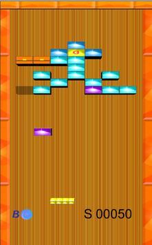 Break Out Playback[無限ブロック崩し] apk screenshot