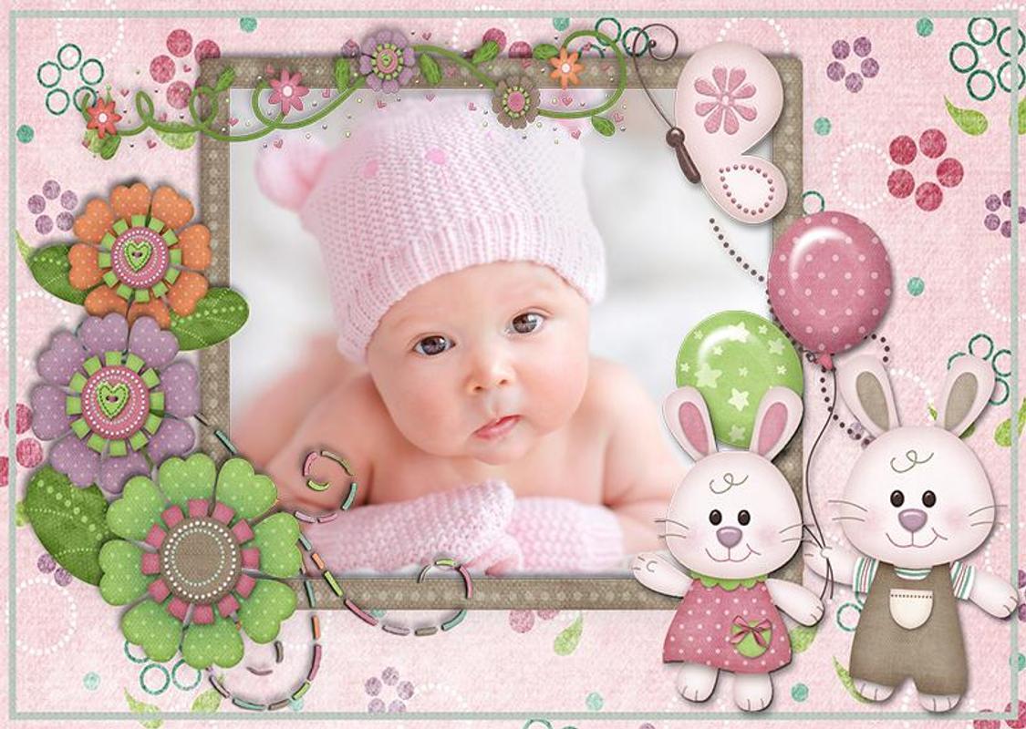 Molduras beb apk baixar gr tis fotografia aplicativo - Marcos fotos bebes ...