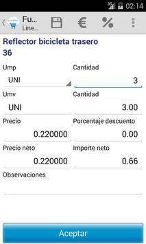 expertMóvil Fuerza de Ventas apk screenshot