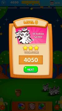 🐒 Jungle adventurer Bubble Shooter Match 3 🐒 apk screenshot