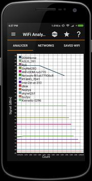 IP Tools: WiFi Analyzer apk screenshot