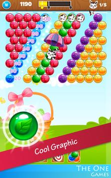 🏎️ Bubble Shooter : Easter Holiday FREE PUZZLE🏎️ screenshot 2