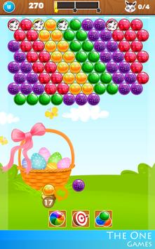 🏎️ Bubble Shooter : Easter Holiday FREE PUZZLE🏎️ screenshot 4
