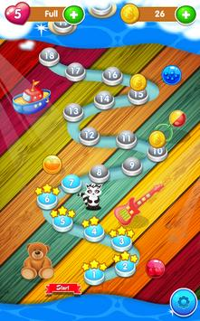 🎠 Bubble Rainbow Shooter PUZZLE FREE Match 3 🎠 screenshot 3