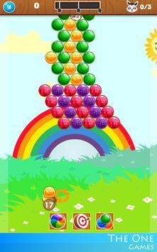 🎠 Bubble Rainbow Shooter PUZZLE FREE Match 3 🎠 screenshot 5