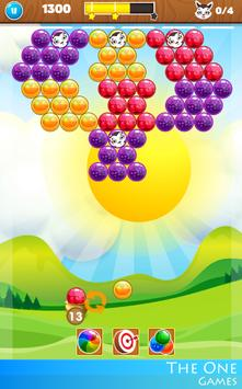 🍞 Bubble Shooter : Cute Kid Toys PUZZLE FREE 🍞 screenshot 1