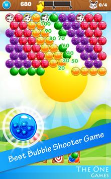 🍞 Bubble Shooter : Cute Kid Toys PUZZLE FREE 🍞 screenshot 2