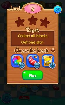 🐝 Candy Cute Toy FREE PUZZLE Match 3 Mania 🐝 screenshot 5