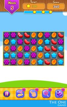 🐝 Candy Cute Toy FREE PUZZLE Match 3 Mania 🐝 screenshot 6