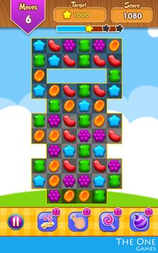 🐝 Candy Cute Toy FREE PUZZLE Match 3 Mania 🐝 screenshot 7
