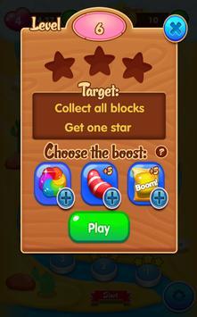 🍪 Candy Match 3 Jelly Wild West Garden FREE Blast screenshot 6