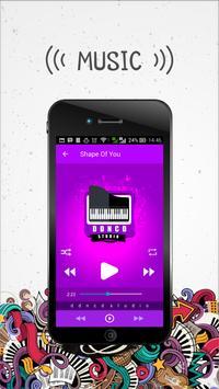 Ed Sheeran - Shape Of You apk screenshot