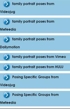 Family Portrait Poses apk screenshot