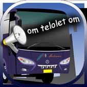 Telolet Klakson All PO Bus icon