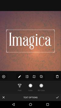 Imagica free image editor screenshot 5