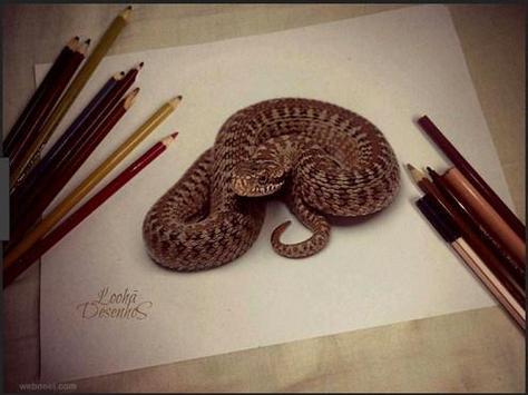 3D Drawing Design screenshot 4