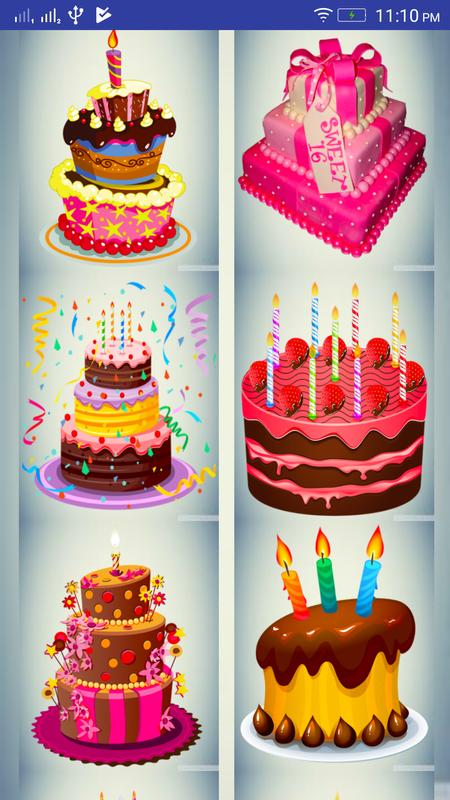 Birthday Song Maker Happy Birthday Greeting Card For Android Apk
