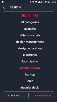 Dutch Design Week 2017 apk screenshot