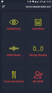 Dutch Design Week 2017 poster