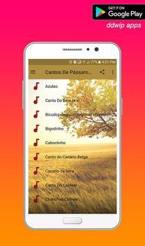 Cantos De Pássaros Silvestres Offline apk screenshot