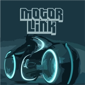 Motorcycle Link Stunt icon