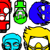 Battle Nion War Mask icon