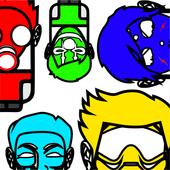 Battle Nion War Mask biểu tượng