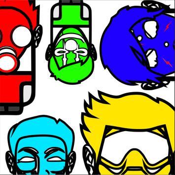Battle Nion War Mask bài đăng