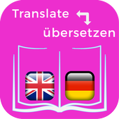 English To German Translator icon