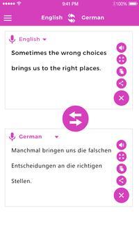 English To German Translator screenshot 2
