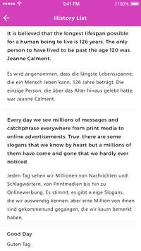 English To German Translator screenshot 3
