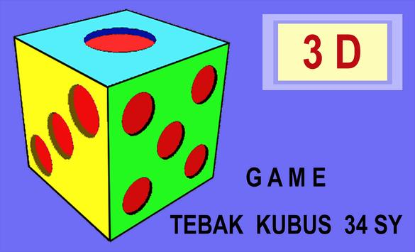 Tebak Kubus 34SY poster