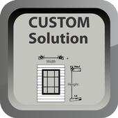 Custom Curtain App icon