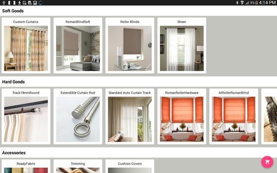 Custom Curtain App screenshot 1