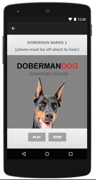 Doberman Dog Sounds and Barks screenshot 5