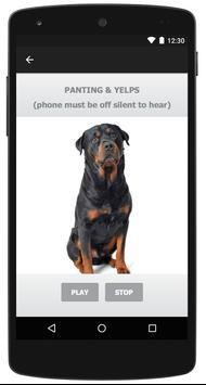 Rottweiler Sounds & Dog Sounds apk screenshot